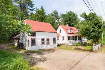 Meredith Multi Family Home For Sale: 228 Meredith Neck Road