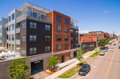 Chittenden County Condo/Townhouse Active Under Contract: 193 St. Paul Street #303
