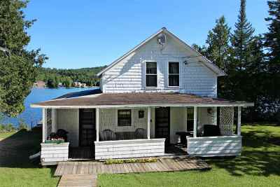 Caledonia County Single Family Home For Sale: 3402 Route 2