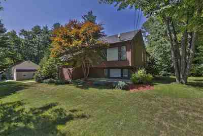 Milford Single Family Home For Sale: 11 Iris Road