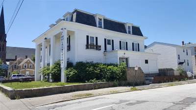 Manchester Commercial For Sale: 253 Lake Ave