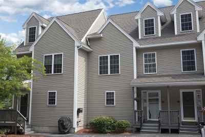Manchester Condo/Townhouse For Sale: 1602 Front Street #2