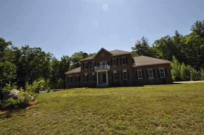 Amherst Single Family Home For Sale: 6 Golden Pond Lane