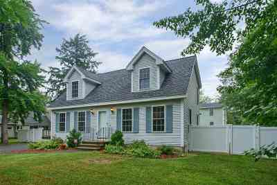 Salem Single Family Home Active Under Contract: 3 Wilson Street