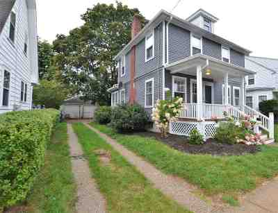 Manchester Single Family Home For Sale: 130 Ray Street