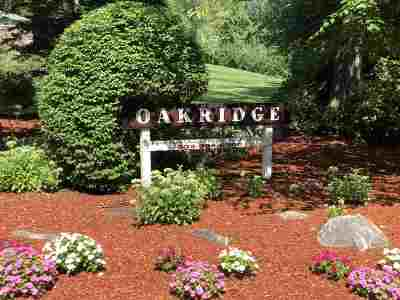 Londonderry NH Condo/Townhouse For Sale: $189,500