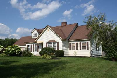 Rutland Town Single Family Home For Sale: 106 Cheney Hill Lane