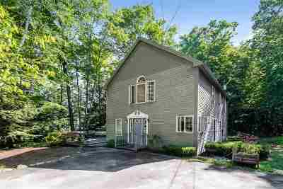 Wolfeboro Single Family Home Active Under Contract: 29 Red Brook Circle Circle