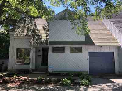 Hooksett Condo/Townhouse Active Under Contract: 2 Rockforest Drive #1