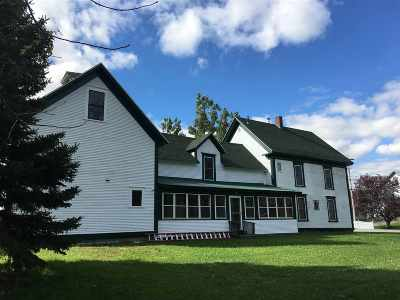 Orleans County Single Family Home For Sale: 25 Park Street