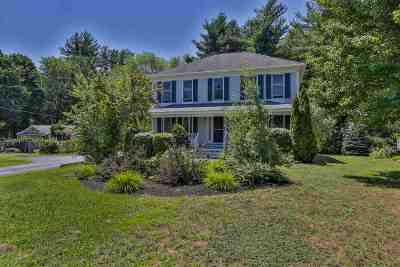 Nashua NH Single Family Home For Sale: $319,900