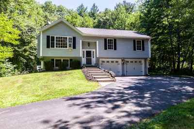 Derry Single Family Home For Sale: 93 By-Pass 28 Route