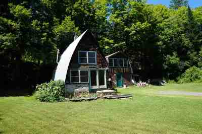Woodbury Single Family Home For Sale: 1293 Dog Pond Road