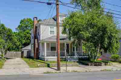 Manchester Single Family Home For Sale: 153 Tarrytown Road