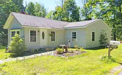 Weare Single Family Home For Sale: 25 Mount Dearborn Road