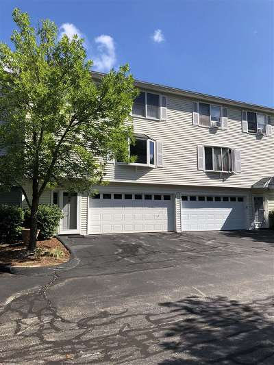 Manchester Condo/Townhouse For Sale: 648 Hackett Hill Road