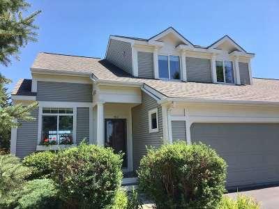 South Burlington Condo/Townhouse For Sale: 460 Golf Course Road