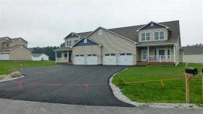 St. Albans Town VT Condo/Townhouse For Sale: $298,000
