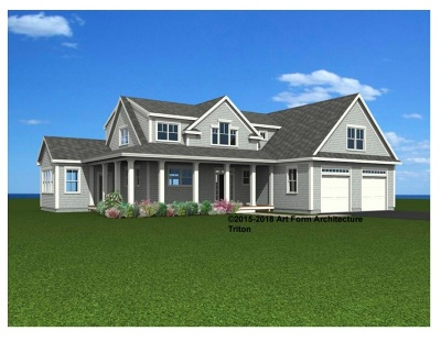 Kittery Single Family Home For Sale: 10 Lot 3 -milliken Cove #3