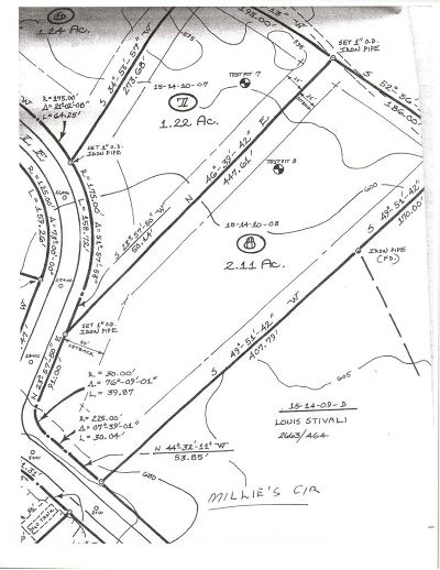 Campton Residential Lots & Land For Sale: Millie's Circle