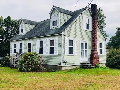 Goffstown Single Family Home For Sale: 508 Mast Road