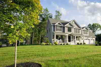 Windham Single Family Home Active Under Contract: 1 Marden Road