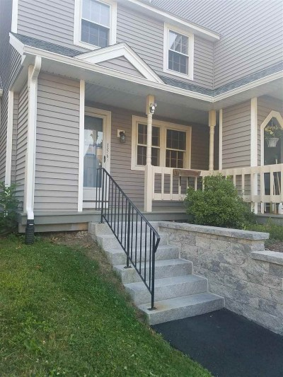 Londonderry Condo/Townhouse Active Under Contract: 156 Winterwood Drive