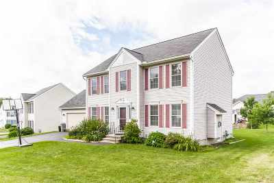 Nashua Single Family Home For Sale: 8 Majestic Avenue