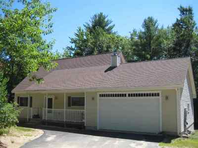 Conway Single Family Home For Sale: 27c Sands Circle