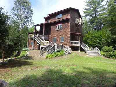 Bridgewater Single Family Home Active Under Contract: 898 River Road