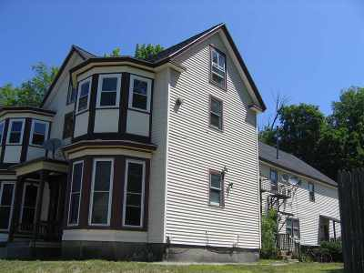 Milford Multi Family Home For Sale: 154 South Street