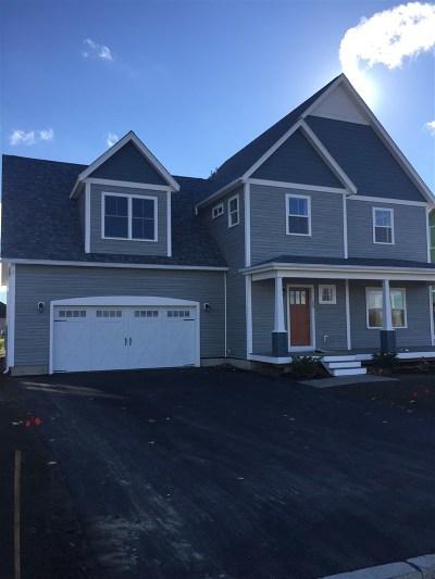 South Burlington Single Family Home For Sale: 266 Rye Circle Circle