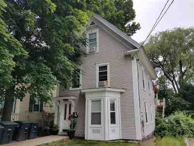 Franklin Multi Family Home For Sale: 53 Prospect Street