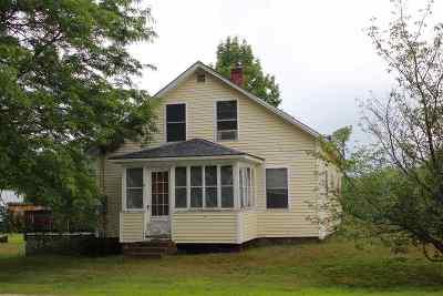 Hillsborough Single Family Home For Sale: 565 2nd Nh Turnpike
