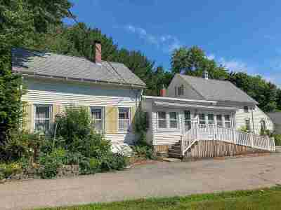 Hampton Single Family Home Active Under Contract: 78 Mace Road