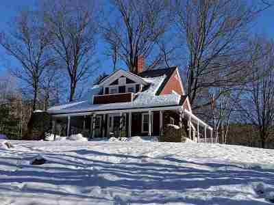 Carroll County Single Family Home For Sale: 80 Black Mountain Road