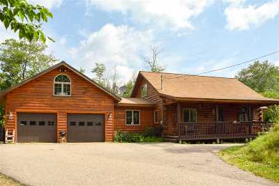 Carroll County Single Family Home For Sale: 703 Crawford Notch (Rt. 302) Road