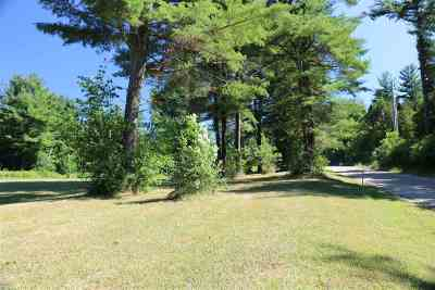 Addison County Residential Lots & Land For Sale: Bennett Road #Lot 3