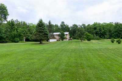 Hinesburg Single Family Home For Sale: 160 Palmer Road