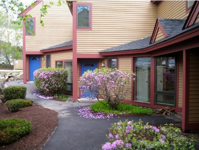 Waterville Valley Condo/Townhouse For Sale: 21b Mountain Sun Way #21B