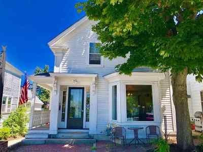 Rochester Multi Family Home For Sale: 107 North Main Street