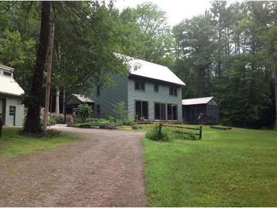 Canterbury Single Family Home For Sale: 57 Center Road