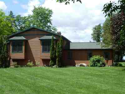 Single Family Home Active Under Contract: 829 West Shore Road