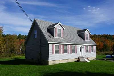 Westford Single Family Home For Sale: 339 Huntley Road
