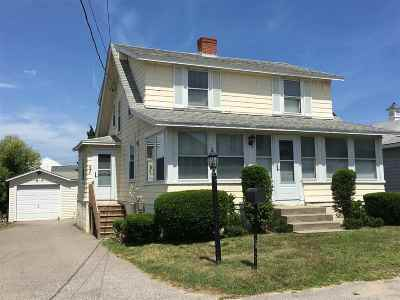Single Family Home For Sale: 4 12th. Street