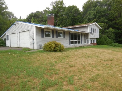 Shelburne Single Family Home For Sale: 123 Morse Drive