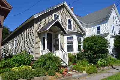 Concord Single Family Home For Sale: 96 South State Street