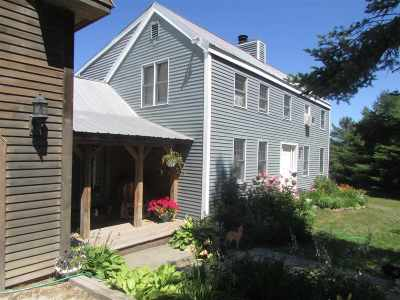 Morristown Single Family Home For Sale: 676 Walton Road