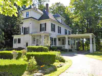Franklin Single Family Home Active Under Contract: 177 Victory Drive