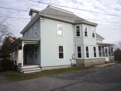 Bradford Multi Family Home For Sale: 548 North Pleasant Street